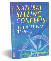 Natural Selling Concepts - The Best Way To Sell